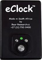 The classic tag operated eClock clocking machine.